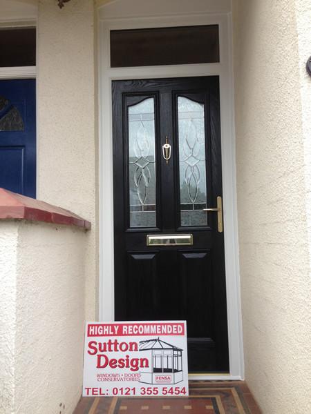 Composite Doors Gallery Sutton Coldfield Birmingham Sutton