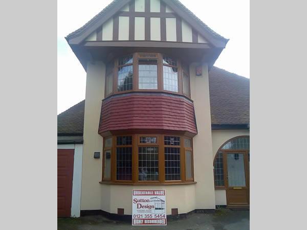 Upvc windows Birmingham Sutton Design